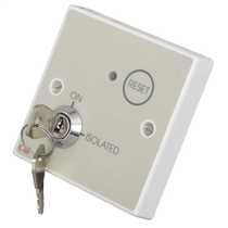 Door Monitoring Point with Button Reset