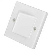 Quantec Addressable Overdoor Light with Sounder