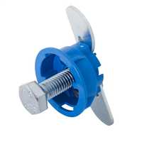 25mm Plasterboard Fixing Blue (Pack of 100)