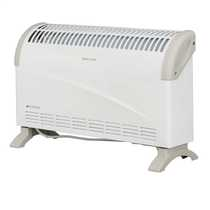 1.5kW Convector Heater White
