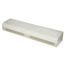 12kW Warm Air Curtain White