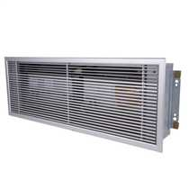 6kW Recessed Warm Air Curtain