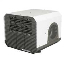 6kW Wall Mounted Industrial Fan Heater