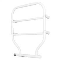 100W Fluid Filled Towel Rail White