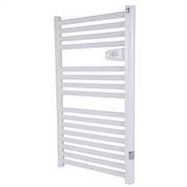 500W Dry Towel Rail White IP24