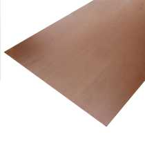 1200mmx600mmx3mm Synthetic Resin Bonded Phenolic Paper
