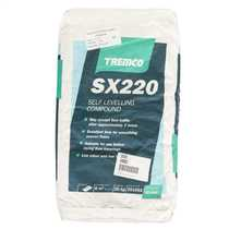 SX220 Self Levelling Compound 20KG