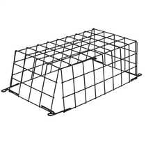 400mmx200mmx150mm Wire Guard Black