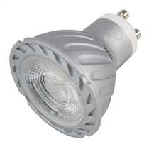5W GU10 Dimmable LED Lamp 3000K