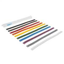 1.5 to 2.5mm² Set of Mixed Markers (Pack of 3000)