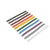4.0 to 6.0mm² Set of Mixed Markers (Pack of 2000)