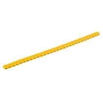 CAB 3® Cable Markers 0.5 to 1.5mm² Yellow 4 (Pack of 1200)