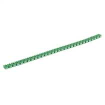 CAB 3® Cable Markers 0.5 to 1.5mm²Green 5 (Pack of 1200)