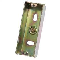 1 Gang 26mm Metal Flush Knockout (KO) Architrave Switch Box (Sold in 1's)