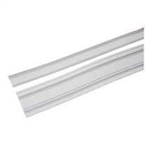 25mm x 16mm PVC Self Adhesive Coiled Miniature Trunking White (Pack of 15m)
