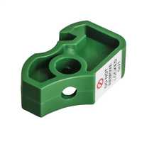 LOK1 MCB Green Isolation Lock