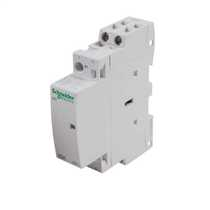 25A 2 Pole 2 Normally Open Contactor 230V