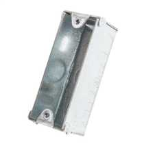 1 Gang 27mm Metal Flush Knockout (KO) Architrave Switch Box (Sold in 1's)