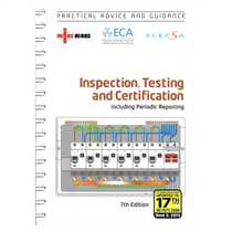 17th Edition Inspection Testing and Certification 3rd Amendment