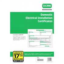 17th Edition Domestic Electrical Installation Certificates 3rd Amendment