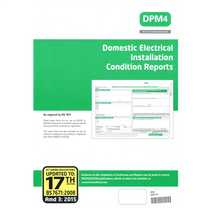17th Edition Domestic Electrical Installation Condition Report 3rd Amendment