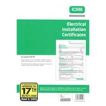 17th Edition Electrical Installation Certificates 3rd Amendment