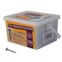 Trade Tub 8g x 35mm General Fixing Screws (Tub of 500)