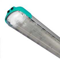 2 x 36W Exed Zone 1 High Frequency Emergency Fluorescent Fitting