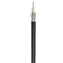 Satellite Cable Black (100m Drum)