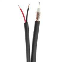 Security RG59 CCTV Shotgun Coaxial and 2 Core Power Cable (100m Drum)