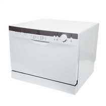 55cm Table Top Dishwasher White