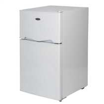 96 Litre 47cm Under Counter Fridge Freezer White
