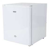 47 Litre 44cm Counter Top Fridge with Lock White