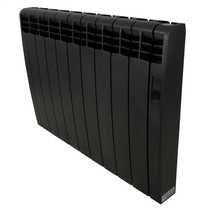 990W Delta Ultimate Electric Digital Radiator Black Wifi Enabled