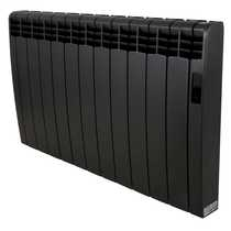 1.21kW Delta Ultimate Electric Digital Radiator Black Wifi Enabled