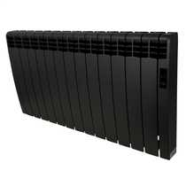 1.43kW Delta Ultimate Electric Digital Radiator Black Wifi Enabled