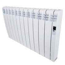 1.21kW Delta Ultimate Electric Digital Radiator White Wifi Enabled