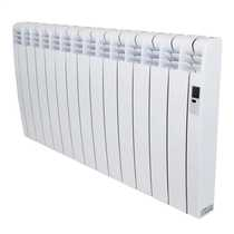 1.43kW Delta Ultimate Electric Digital Radiator White Wifi Enabled