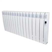 1.6kW Delta Ultimate Electric Digital Radiator White Wifi Enabled
