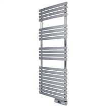 600W Delta Ultimate Electric Digital Towel Rail Chrome Wifi Enabled