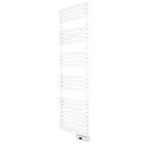 750W Delta Ultimate Electric Digital Towel Rail White Wifi Enabled