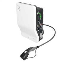 EV 7.4kW Wallbox Charging Station with Socket Outlet