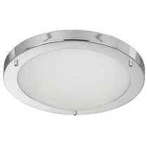 Flush Low Energy 16W Bathroom Light