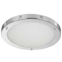 Flush Low Energy 28W Bathroom Light