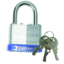 40mm Laminated Padlock Steel
