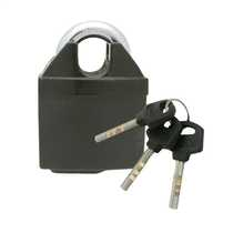 61mm Close Shackle Padlock Aluminium