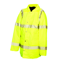 L Class 3 High Visibility Jacket Yellow