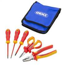 5 Piece Tool Kit with Tool Pouch