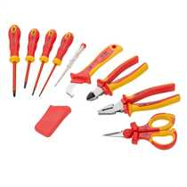 9 Piece Tool Kit with Tool Pouch