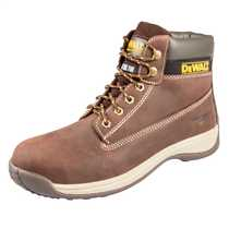 Size 8 Apprentice Work Boots Brown
